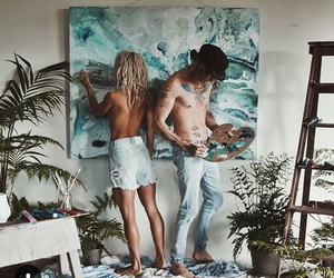 art, love, and cute image