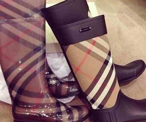 fashion, luxury, and boots image