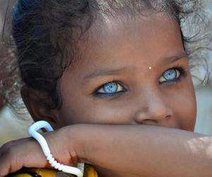 what a blue eyes !!♥ image