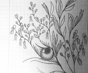 art, draw, and pen image