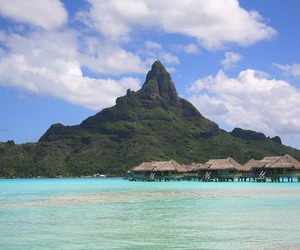 awesome, bora bora, and awesome amazing image