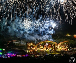 tomorrowland, festival, and edm image