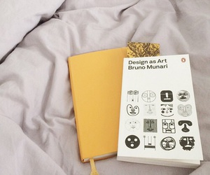 book, aesthetic, and yellow image