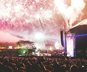 festival, music, and edm image