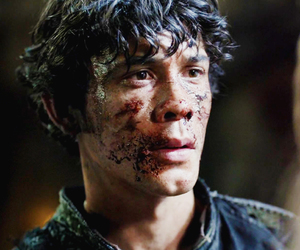 bob morley, bellamy blake, and bellamy image