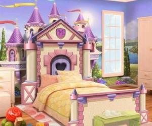 bedroom, disney, and ideas image