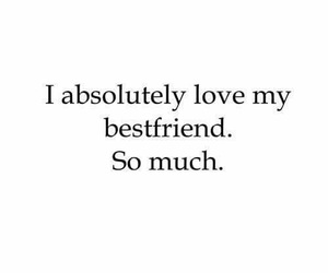 love, bestfriend, and friends image