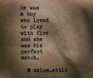 boy, perfect match, and love image