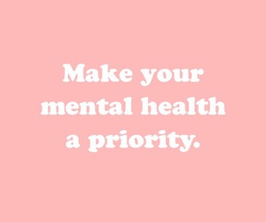 quotes, mental health, and pink image