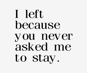 I Love You, move on, and quotes image