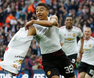 football, manchester united, and jesse lingard image