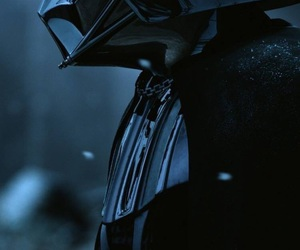 star wars, darth vader, and black image