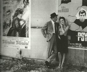 brigitte bardot, black and white, and le mepris image