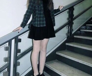 grunge, pale, and black image
