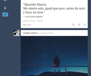 alone, frases, and quotes image