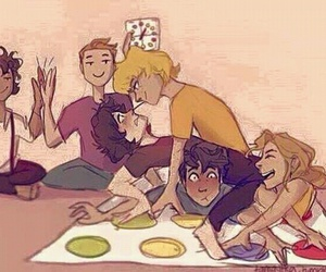 percy jackson, solangelo, and twister image