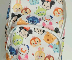 disney and backpack image