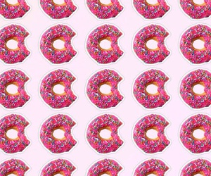 beautiful, colors, and donuts image