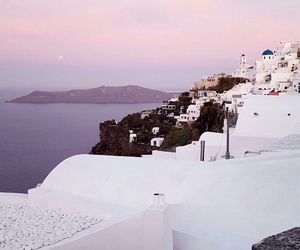 Greece, beach, and grunge image