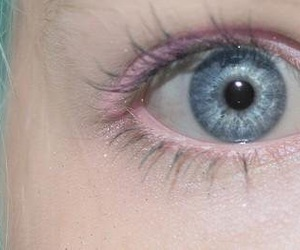 blue, cute, and eye image