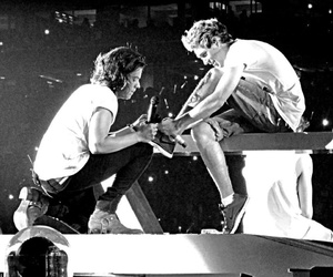 narry, niall, and harry image