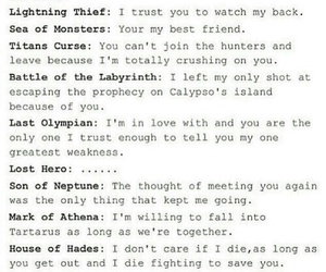 percabeth, otp, and percy jackson image