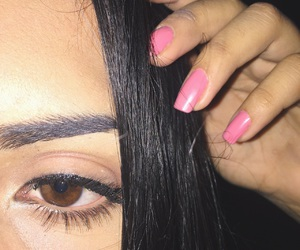 beautiful, classy, and eyebrows image