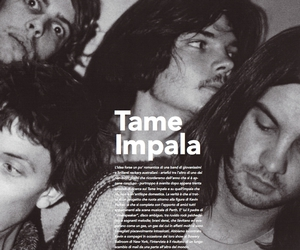 tame impala, music, and grunge image