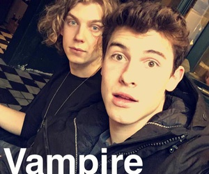 shawn mendes, boy, and vampire image