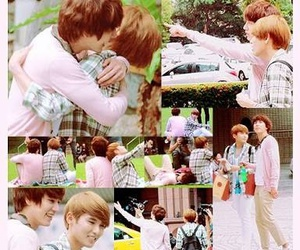 cute couple, ryeowook, and super junior image