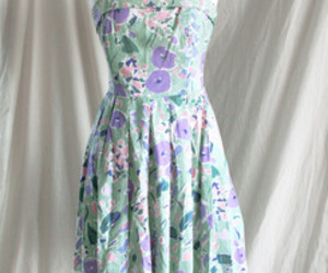 50s, candy, and prom dress image