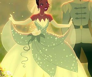 beautiful, prince, and princess image