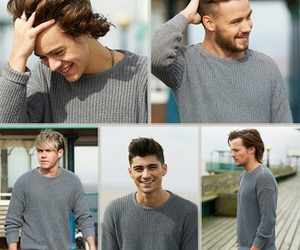 one direction, you and i, and liam payne image