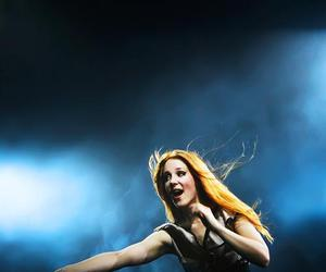 concert, hair, and singer image