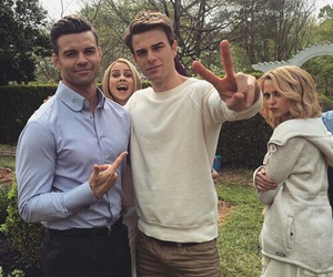 The Originals, daniel gillies, and kol mikaelson image