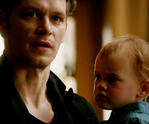 hope, The Originals, and klaus image