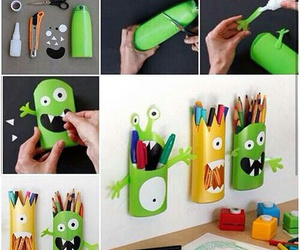 diy, monster, and tutorial image