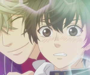 Super Lovers and anime image