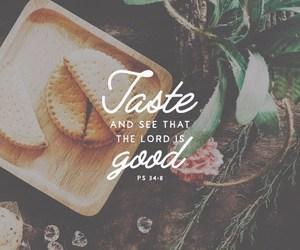 faith, food, and god image