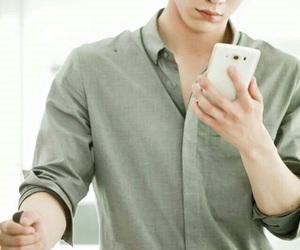 seo kang joon, korean, and cheese in the trap image