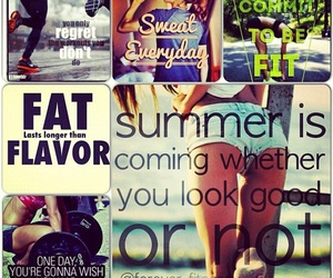 motivation, fit, and summer image