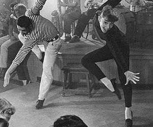 dance and audrey image