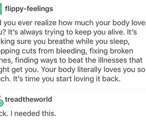 body, happy, and positive image