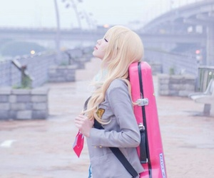 cosplay, anime, and shigatsu wa kimi no uso image