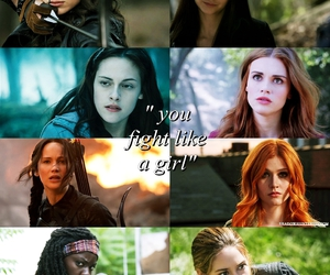 girls, teen wolf, and clary fray image