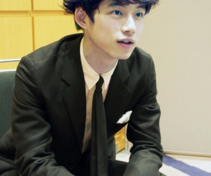 sakaguchi kentaro and saka ken image