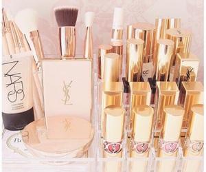 YSL, makeup, and nars image