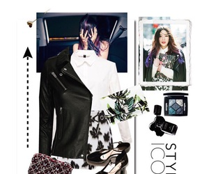 fashion, Polyvore, and korean image