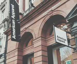 american apparel, dublin, and shoping image