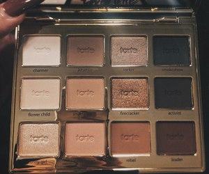 makeup, beauty, and tarte image